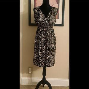 V-Neck Dress Size 14W